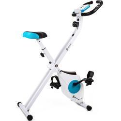 Azura M1 träningscykel hopfällbar pulsmätare 100kg