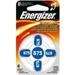 Batteri Energizer Hörsel 675 Blå, 4/fp