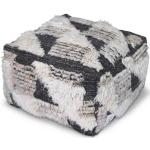 Classic Collection Marrakesh sittpuff charcoal