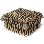 Classic Collection Tiger sittpuff natur