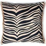 Classic Collection Zebra kudde svart 50x50