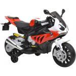 Eldriven Bmw motorcykel för barn - Röd