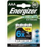 Energizer Batteri Energizer Recharge Extreme AAA, 4/fp