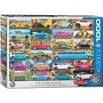 Eurographics 1000 delar – VW Skalbagge – umgås