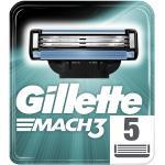 Gillette Mach3 Rakblad 5 st