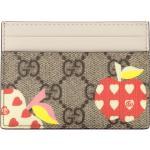 Gucci Les Pommes card case wallet
