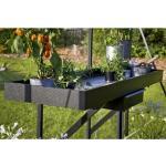 Integrerat växthusbord - 3 sektioner