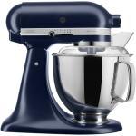 KitchenAid - Artisan Köksmaskin 4,8 L + tillbehör Ink Blue