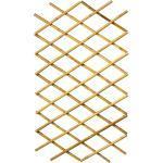 Nature Trädgårdsspaljé 100x200 cm Bambu 6040722