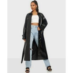 NLY Trend Button Up Trench Coat Skinnjackor