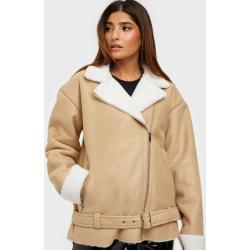 NLY Trend Splendid Shearling Jacket Övriga Jackor