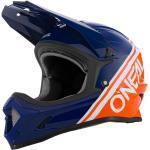 O'Neal Sonus Hjälm blå/orange XS | 53-54cm 2022 Downhillhjälmar