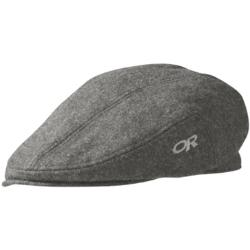 Outdoor Research Turnpoint Driver Cap Herr Keps Grå L/XL
