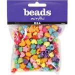 Pärlor figurmix 125ml