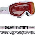 Salomon Sense, Skidglasögon, Vit