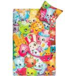 Shopkins sängkläder - 150x210 cm - 100% bomull