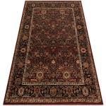 Ullmatta KASHQAI 4348 300 ram, orientalisk rödvin 67x130 cm