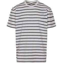 Urban Classics T-shirt svart / vit