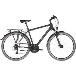 """Vermont Brentwood svart 56cm (28"""") 2021 Trekkingcyklar Herr"""
