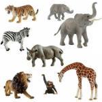 Vilda djur Afrika BULLYLAND 8/FP