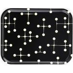 Vitra Classic Tray Dot Pattern Large Reverse Dark