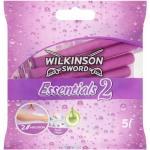Wilkinson Sword Essentials 2 Disposable Razor 5 st Engångsrakhyvlar